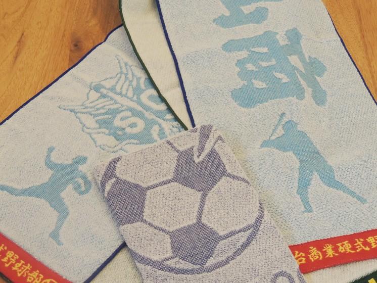 仙台商業様のスポーツタオル製作事例